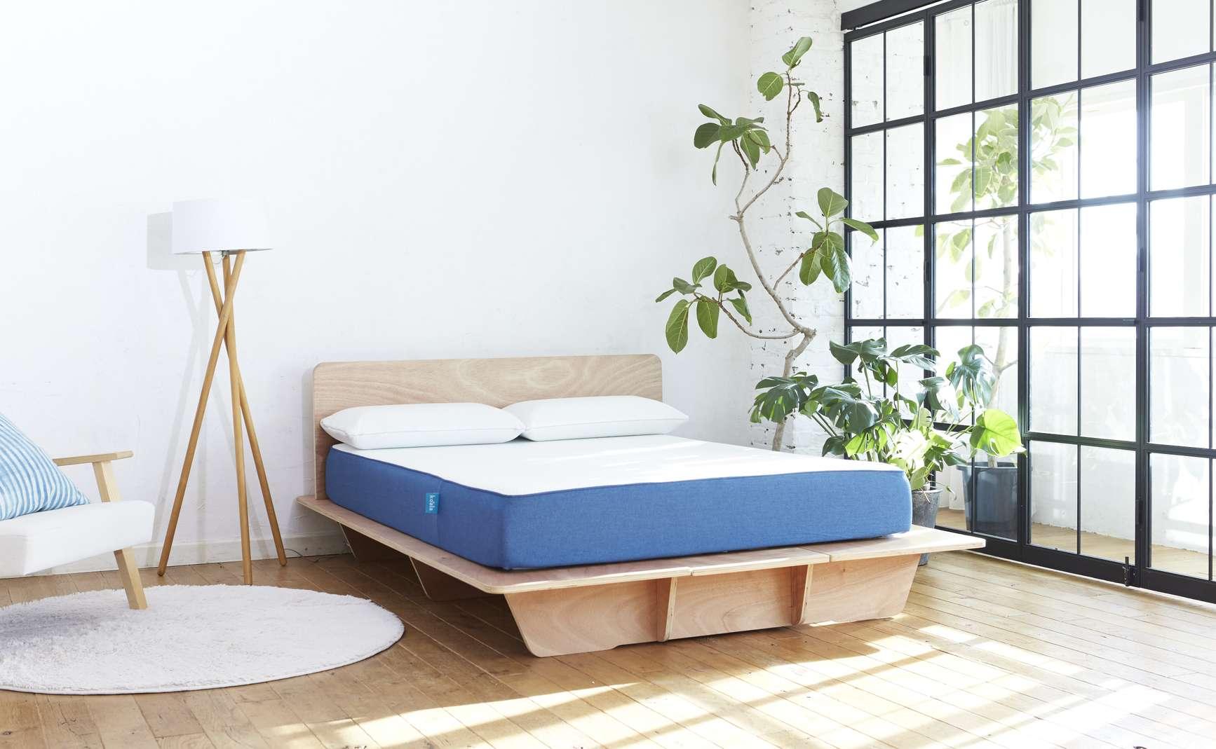コアラマットレスのベッドベース