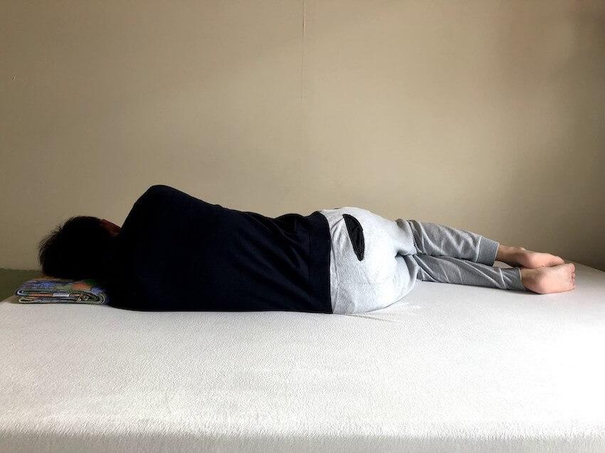 横向きで寝る人におすすめなマットレス