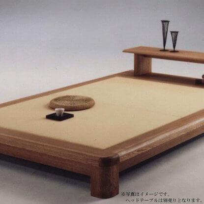 大川の職人家具畳ベッド